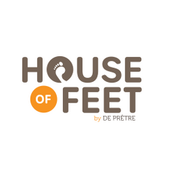 HOUSE OF FEET by DE PRÊTRE