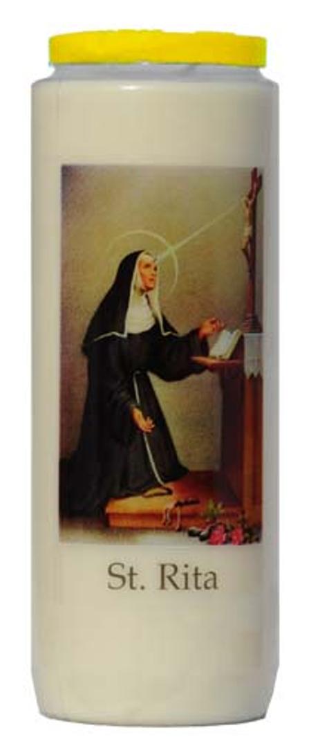 NOVEENKAARS - H. Rita + gebed