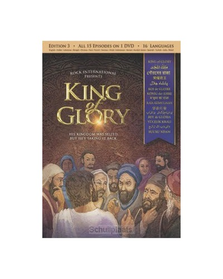 KING OF GLORY - edt 3 - english