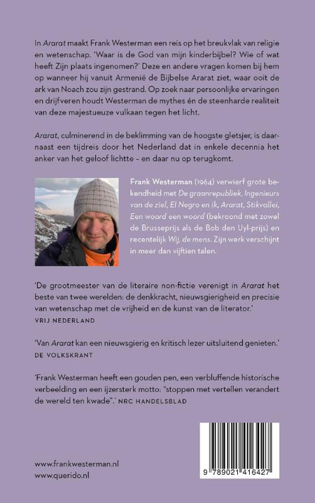 ARARAT - FRANK WESTERMAN