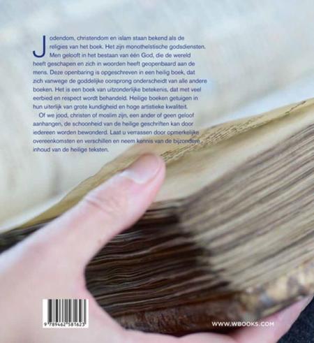 HEILIG SCHRIFT - Tanach - Bijbel - Koran - Pelckmans