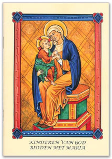 ROZENKRANS boekje - Kinderen van God bidden met Maria
