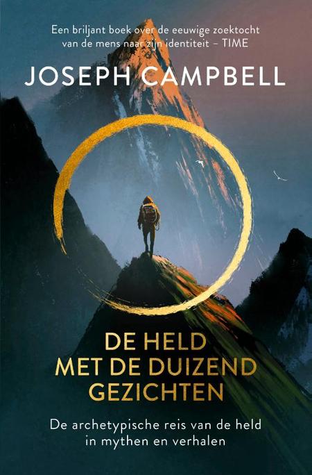 DE HELD MET DE DUIZEND GEZICHTEN - J. Campbell