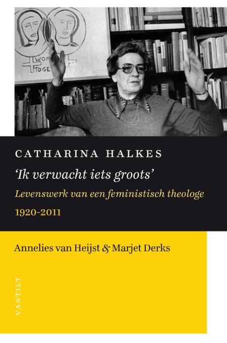 IK VERWACHT IETS GROOTS - Catharina Halkes - PELCKMANS