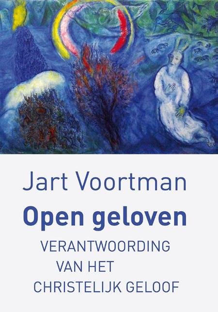 OPEN GELOVEN - JAN VOORTMAN - KOK
