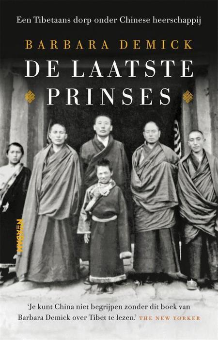 DE LAATSTE PRINSES - B. Demick