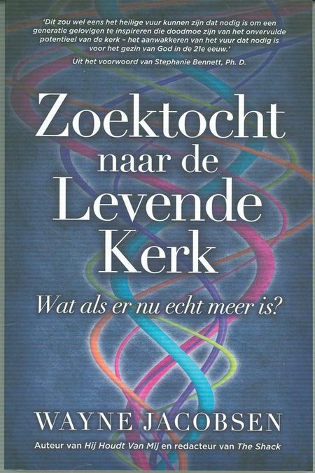 ZOEKTOCHT NAAR DE LEVENDE KERK - W. Jacobsen