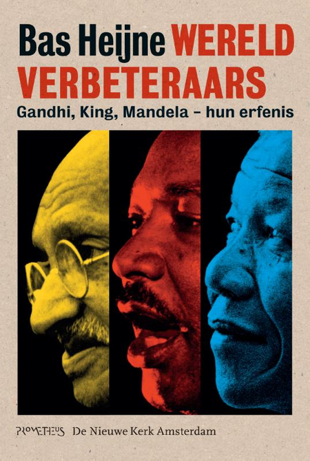 WERELDVERBETERAARS - Bas Heijne