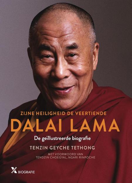 DALAI LAMA - biografie