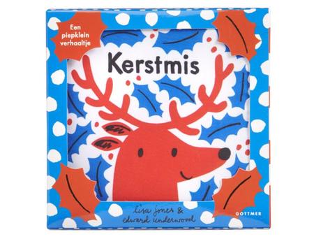 KERSTMIS - verhaaltjes - stoffenboekje
