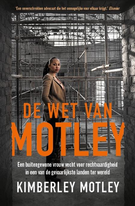 DE WET VAN MOTLEY - Kimberley Motley