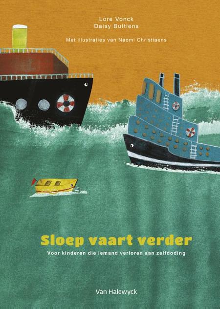 SLOEP VAART VERDER - L.VONCK/ D.BUTTIENS -voor kinderen