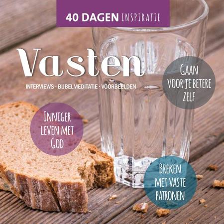 VASTEN - 40 DAGEN INSPIRATIE