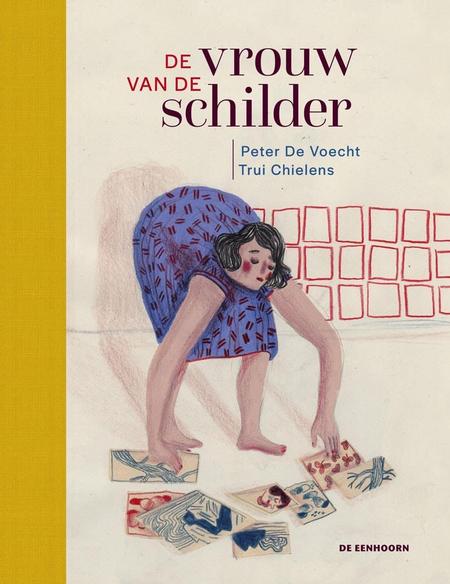 DE VROUW VAN DE SCHILDER - P. De Voecht/ T. Chielens