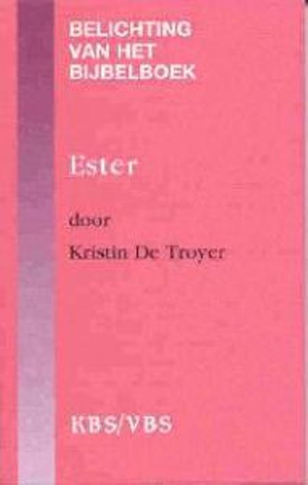 ESTER - KRISTIN DE TROYER