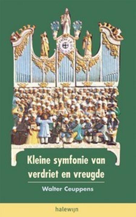 KLEINE SYMFONIE VAN VERDRIET EN VREUGDE  - WALTER CEUPPENS
