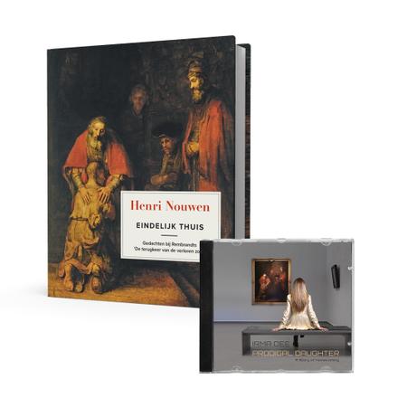 EINDELIJK THUIS  - met CD - Henri NOUWEN - lannoo