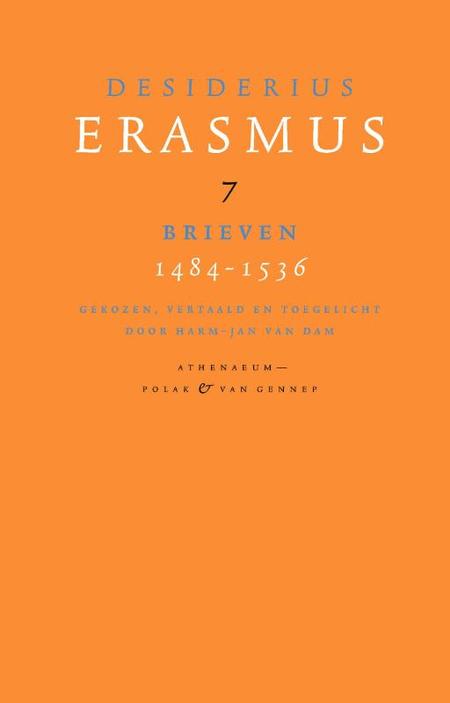 ERASMUS - 7 brieven - 1484-1536