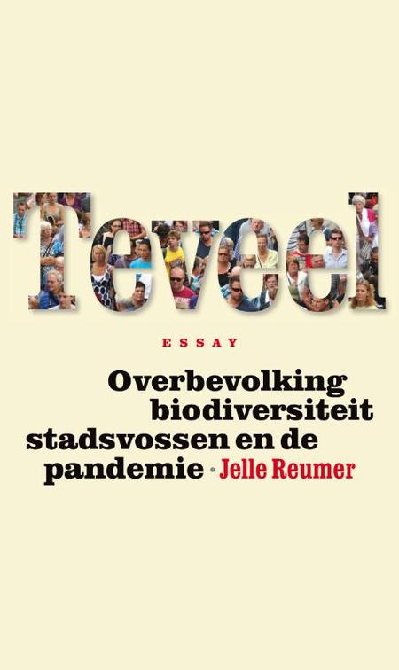 TEVEEL - overbevolking biodiversiteit stadsvossen en de pandemie - J. Reumer