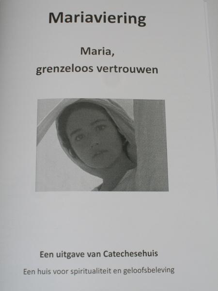 MARIAVIERING  - Maria, grenzeloos vertrouwen