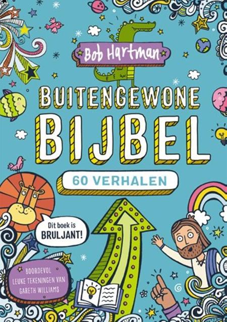 BUITENGEWONE BIJBEL - 60 verhalen