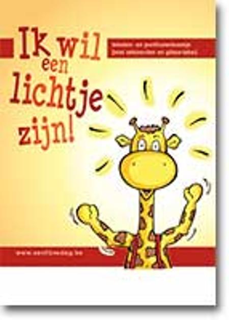 IK WIL EEN LICHTJE ZIJN - partiturenboekje - eerste communie