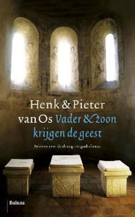 VADER EN ZOON KRIJGEN DE GEEST- HENK EN PIETER VAN OS