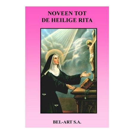 NOVEENBOEKJE - H. RITA