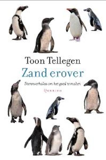 ZAND EROVER - TOON TELLEGEN