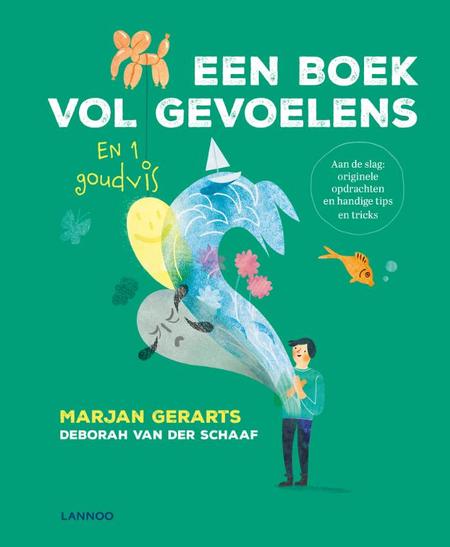 EEN BOEK VOL GEVOELENS - Marjan Gerarts