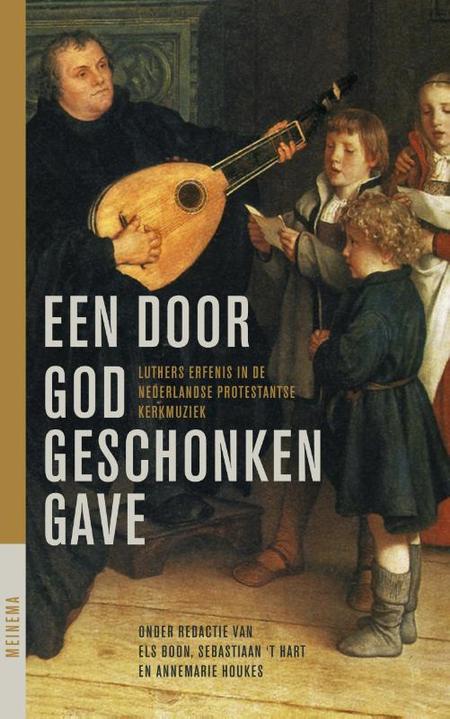 EEN DOOR GOD GESCHONKEN GAVE - E. Boon  ea