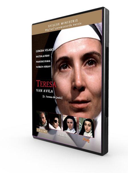 TERESA VAN AVILA - DVD