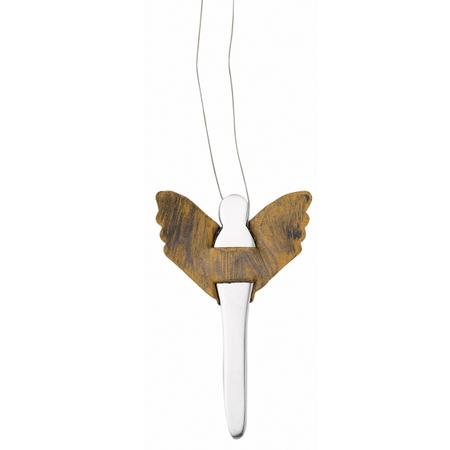 GUARDIAN ANGEL - mini blinkend - 7 cm