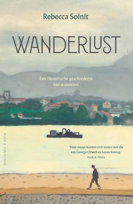 WANDERLUST - Rebecca Solnit