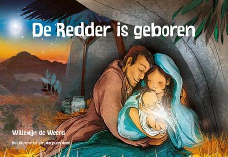 DE REDDER IS GEBOREN - WILLEMIJN DE REDDER