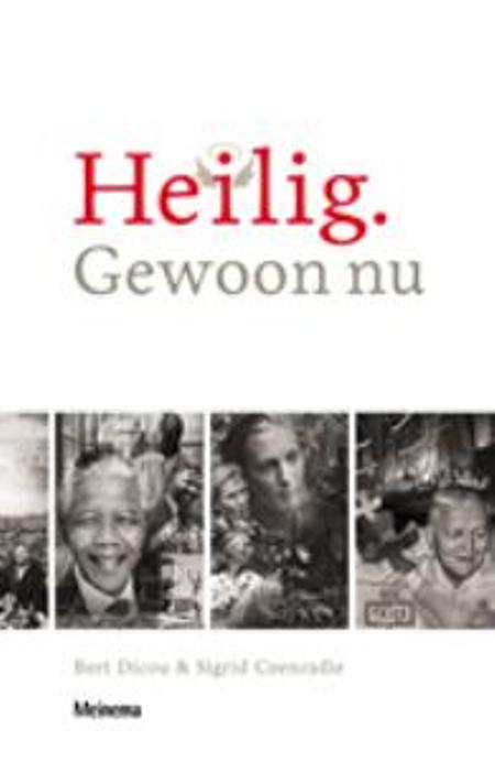 HEILIG GEWOON NU - BERT DICOU - SIGRID COENRADIE