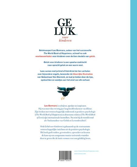 GELUK VOOR KINDEREN - LEO BORMANS
