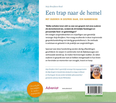 EEN TRAP NAAR DE HEMEL - A.Bruijkers-Koel