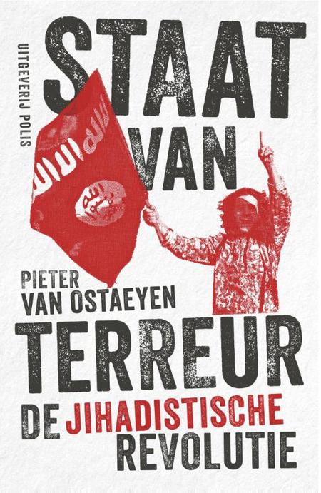 STAAT VAN TERREUR - Pieter Van Ostayen - Pelckmans