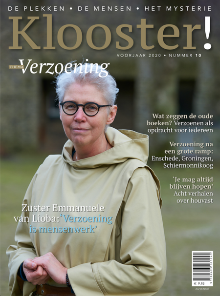 VERZOENING - kloostermagazine - jg 2020/nr10