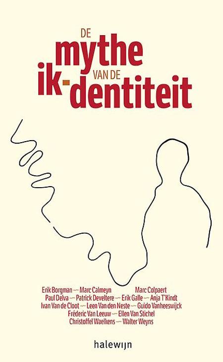 DE MYTHE VAN DE IK-DENTITEIT - E. Borgman ..- Halewijn