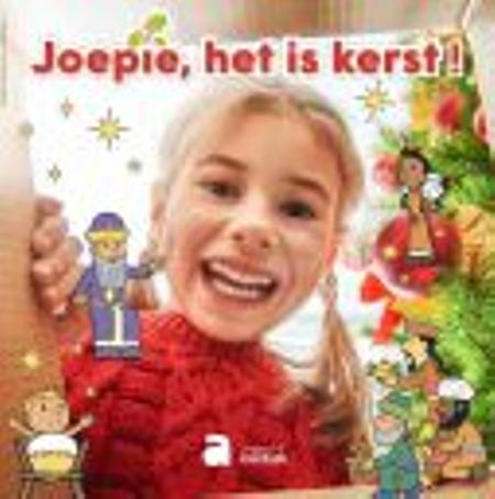 JOEPIE, HET IS KERST - doeboekje voor jonge kinderen, lezen, kleuren ...
