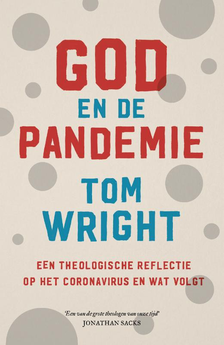 GOD EN DE PANDEMIE - Tom Wright