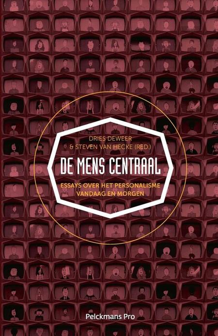 DE MENS CENTRAAL -  DEWEER VAN HECKE