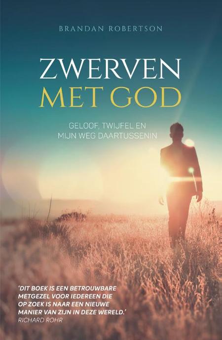 ZWERVEN MET GOD - B. Robertson