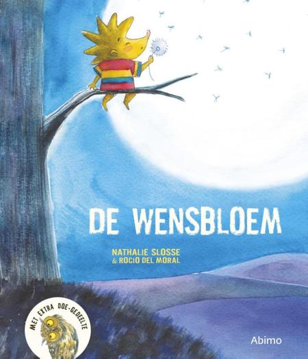 DE WENSBLOEM - Een prentenboek over verlies- NATHALIE SLOSSE - ABIMO