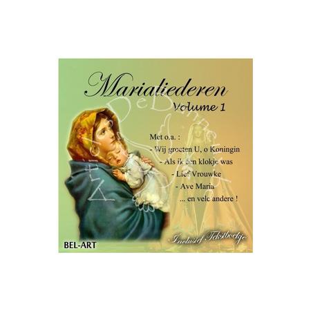 MARIALIEDEREN - VOL 1