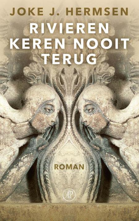 RIVIEREN KEREN NOOIT TERUG - Joke J. Hermsen