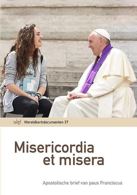 MISERICORDIA ET MISERA - Apost brief van paus Franciscus