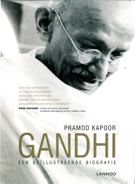 GANDHI - een geillustreerde biografie - P. kapoor